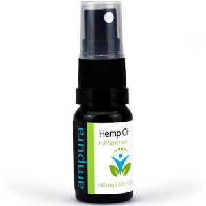 CBD OIL Spray - Ampura
