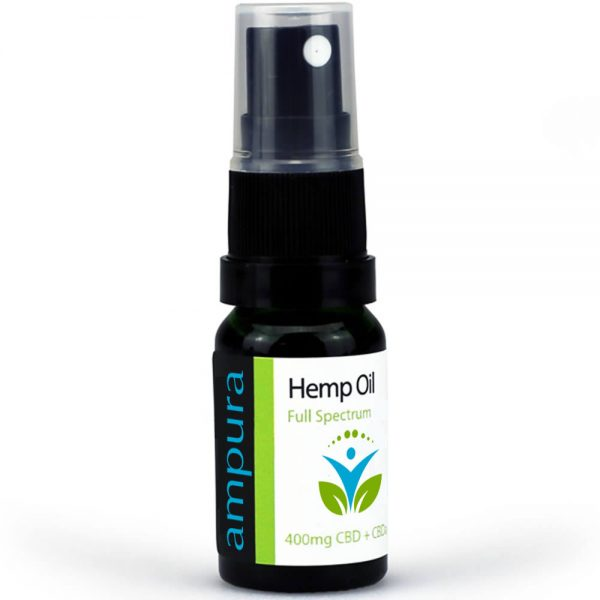 CBD Oil Spray 400mg