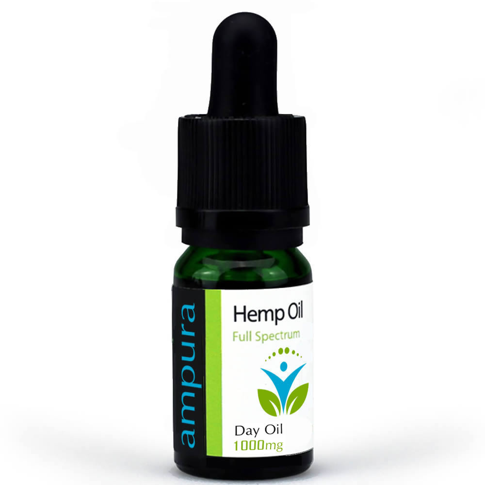 Enhanced Day Oil – CBD + Sativa Terpenes